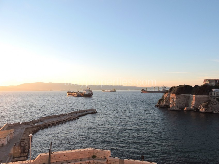 Nelsons View - Gibraltar